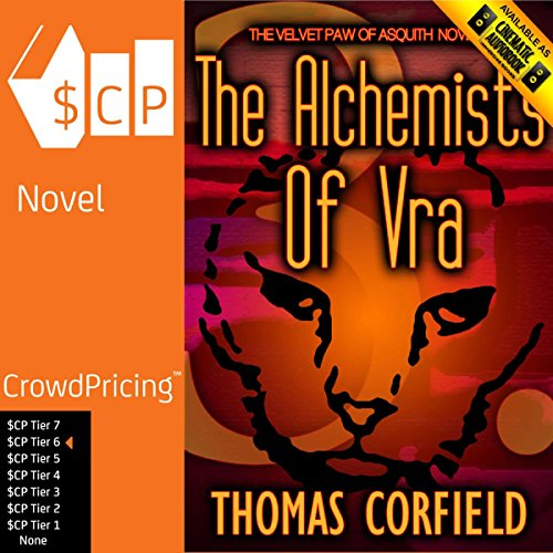 The Alchemists of Vra audiobook cover art