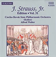 Johann Strauss II Edition volume 31