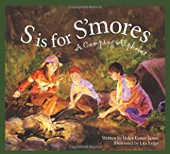 S Is for S'mores: A Camping Alphabet (Sleeping Bear Press Sports & Hobbies)