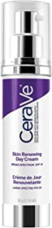 CeraVe RETINOL Face Cream with SPF30 | Skin Renewing Anti-Aging Day Cream for Fine Lines & Wrinkles, with retinol, ceramid...