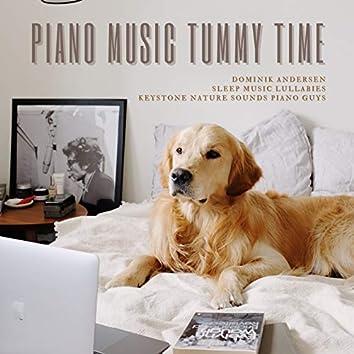 Piano Music Tummy Time