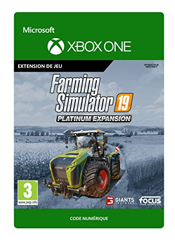 Farming Simulator 19: Platinum Expansion DLC | Xbox One - Code jeu à télécharger