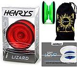 Henrys LIZARD YoYo Professionelle Entry-Level-YoYo