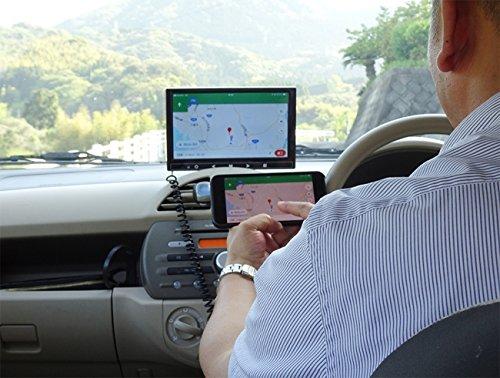 車載用 Wi-Fi ミラーリング 9インチモニター EL-WF001