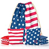 Play Platoon Professional Cornhole Bags - Set of 8...