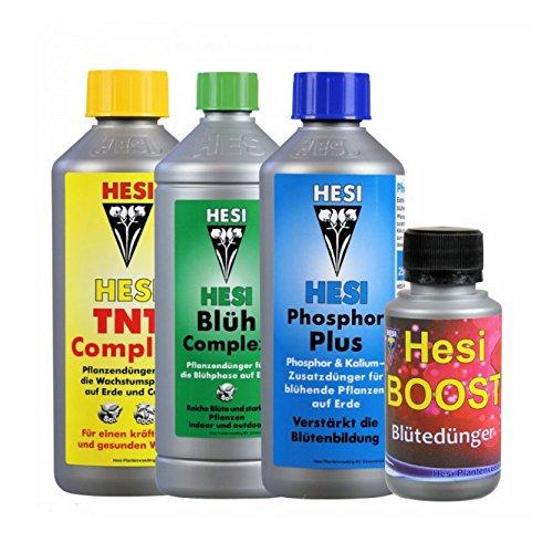 HESI Indoor & Outdoor Pack de fertilizantes