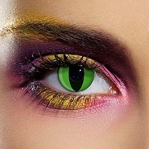 Crazy Cobra Eye Contact Lenses