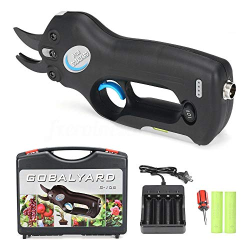 Great Features Of Cordless Portable Electric Pruning Shears, Grass Shear Shrubbery Trimmer, Pruning ...