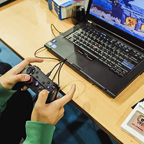 GameSirG3wPCAndroidスマホPS3対応コントローラー有線Steamゲーム対応ゲームパッド