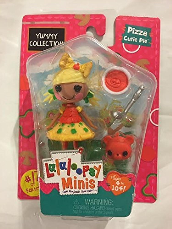 Felices compras Lalaloopsy Minis Yummy Collection -Pizza -Pizza -Pizza Cutie Pie by Lalalaoopsy Minis  100% precio garantizado