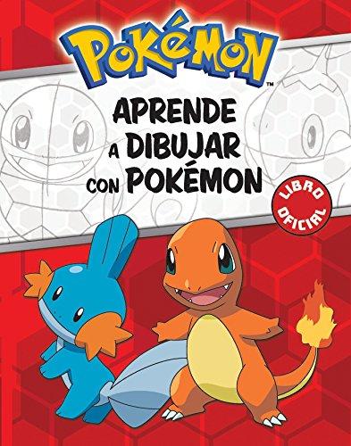 Aprende a dibujar con Pokémon (Colección Pokémon)