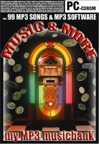 Music & More - my MP3 musicbank - 99 MP3 Songs & MP3 Software
