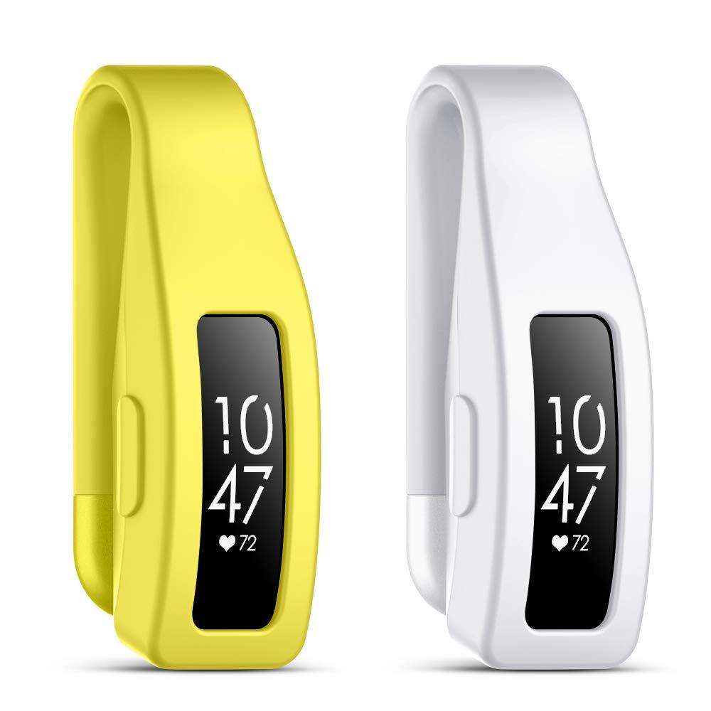 Clip Halter für Fitbit Inspire Inspire HR Silikon Halterung Fitnesstracker