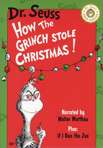 How the Grinch Stole Christmas (Walter Matthau Version) / If I Ran the Zoo