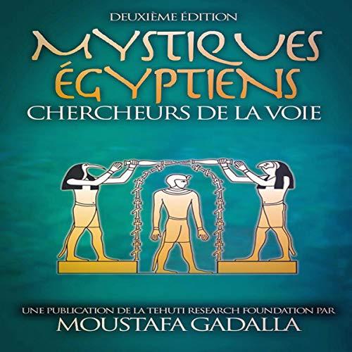 Couverture de Mystiques Égyptiens