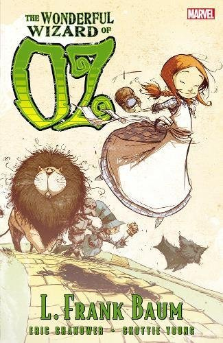 the wizard of oz marvel - 8