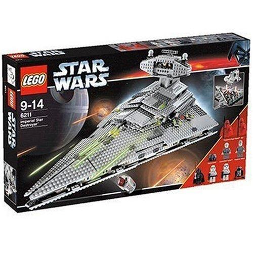 LEGO Star Wars 6211 Imperial Star Destroyer by LEGO