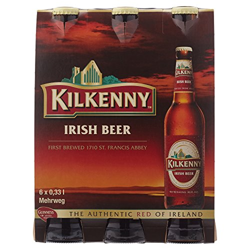 Kilkenny Ale MEHRWEG, (6 x 0,33 l)