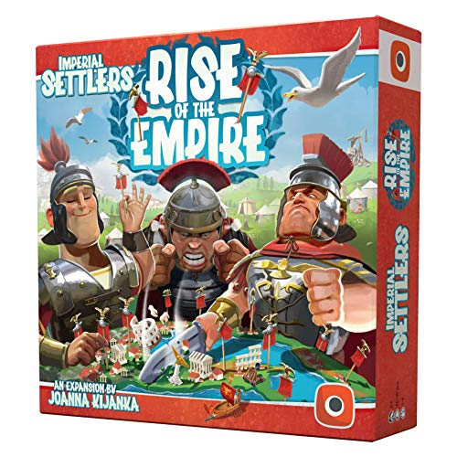 Portal Publishing 392 - Imperial Settlers: Rise of the Empires Expansion