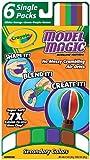 Crayola Model Magic, Secondary Colors, Alternative to Modeling Clay