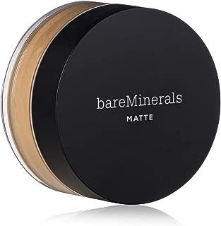 BareMinerals Matte Foundation SPF 15-14 Golden Medium for Women - 0.21 oz