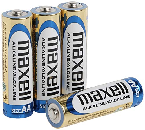 Maxell 723443 Alkaline Battery