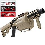 [ ICS ] MGL140 グレネードランチャー [ モスカート・ガスグレネードを使用 Gunsmith BATON ステッカー付属 ] (TAN)