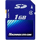 ハギワラシスコム SDカード 1GB CLASS4対応 Tシリーズ HPC-SD1GT4C