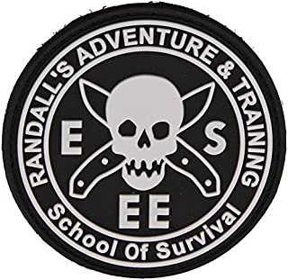 "ESEE PVC Patch, Velcro Backed, 2.5"" Diameter"