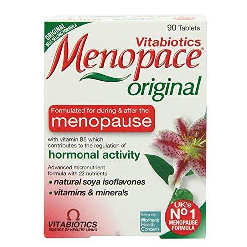 Vitabiotics Menopace Original - 90 Tablets