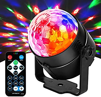 JYX Sound Activated Dicso Light