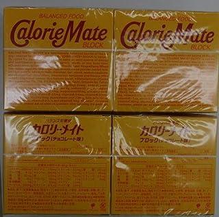 カロリーメイトブロック チョコレート味(4本入り)X20箱セット