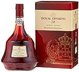 Royal Oporto 20 Jahre Portwein in Geschenkverpackung , (1 x 0.75 l) -