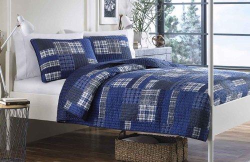 Eddie Bauer Home   Eastmont Collection   Quilt Set