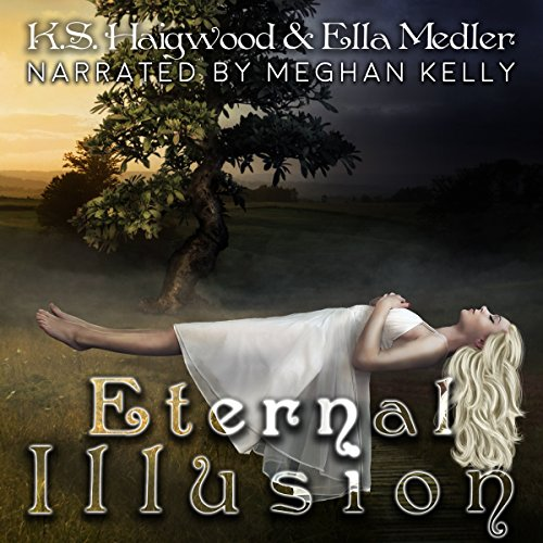 Eternal Illusion audiobook cover art