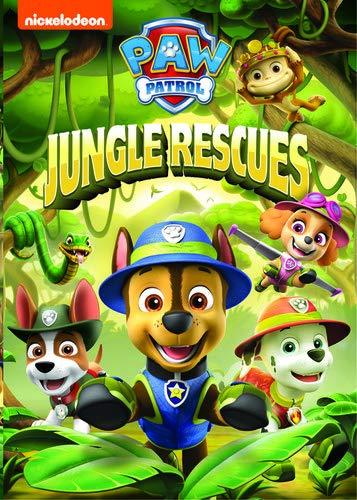 Paw Patrol: Jungle Rescues [DVD]