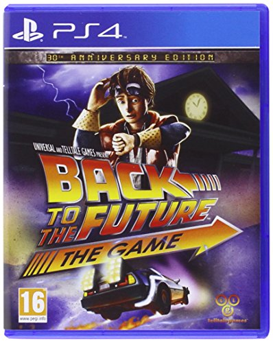 Back To The Future: The Game 30th Anniversary Edition (Playstation 4) [Edizione: Regno Unito]