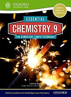 Essential Chemistry for Cambridge Lower Secondary Stage 9 Student Book
