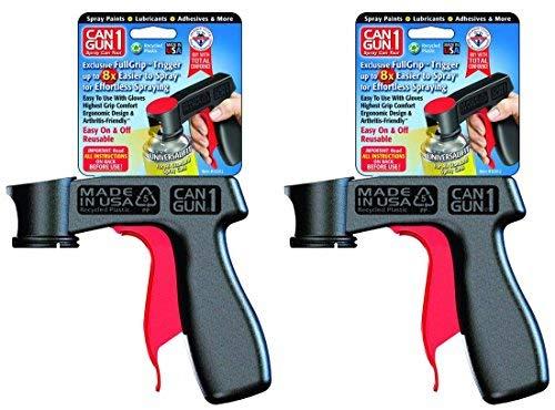 Can-Gun1 2012 Premium Can Tool Aerosol Spray (2-Pack)-Improved Version