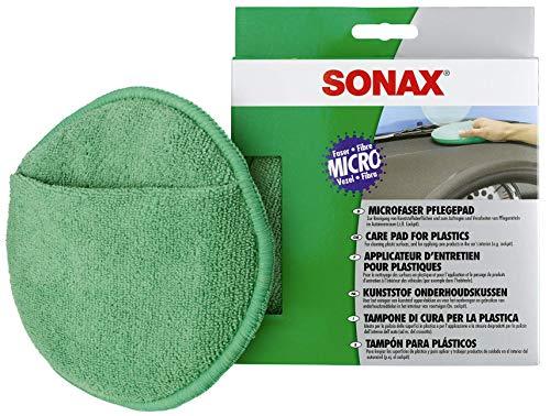 SONAX No de artículo 04172000 SONAX Almohadilla de microfibra para plásticos (1 unidad)