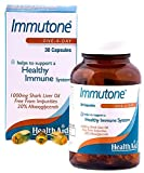Healthaid - Immutone aceite de hígado de tiburón 1000 mg c