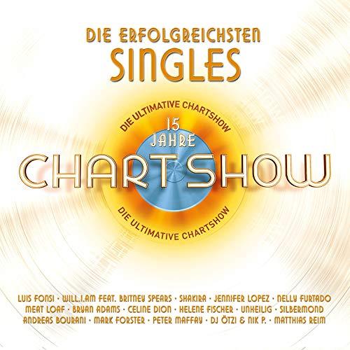 Die Ultimative Chartshow-Erfolgreichste Singles