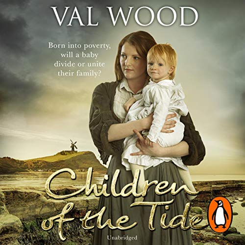 Children of the Tide audiobook cover art