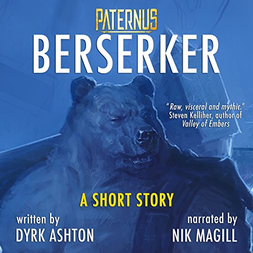Paternus: Berserker audiobook cover art