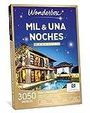 WONDERBOX Caja Regalo - MIL & UNA Noches Premium - una Estancia con Diferentes Opciones a Elegir Entre 3.050 hoteles Premium para Dos Personas.