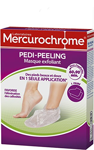 Mercurochrome Masque Exfoliant Pedi-Peeling 1...