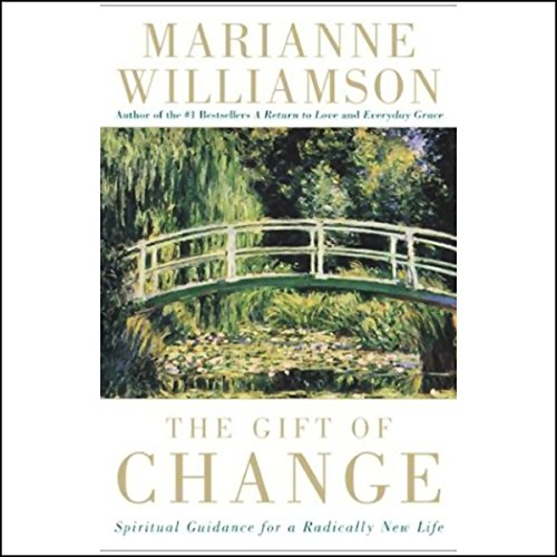 The Gift of Change audiobook cover art