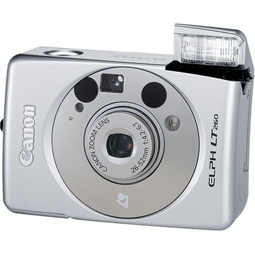 Canon Elph LT 260 Zoom APS Camera