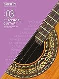 Trinity College London Classical Guitar Exam Pieces 2020-2023: Grade 3