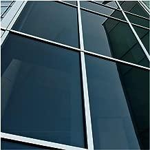 BDF NA20 Window Film Privacy and Sun Control N20, Black (Dark) - 36in X 12ft